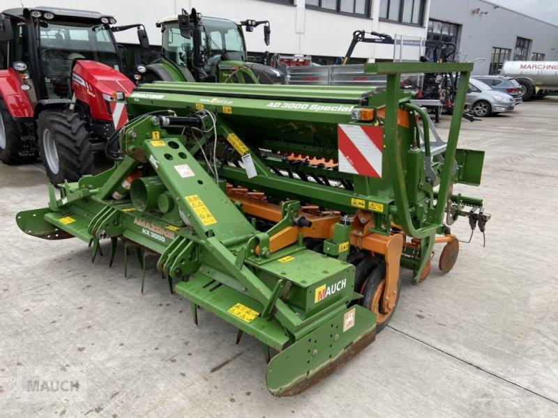 Sämaschine des Typs Amazone AD 3000 + KX 3000, Gebrauchtmaschine in Burgkirchen (Bild 1)