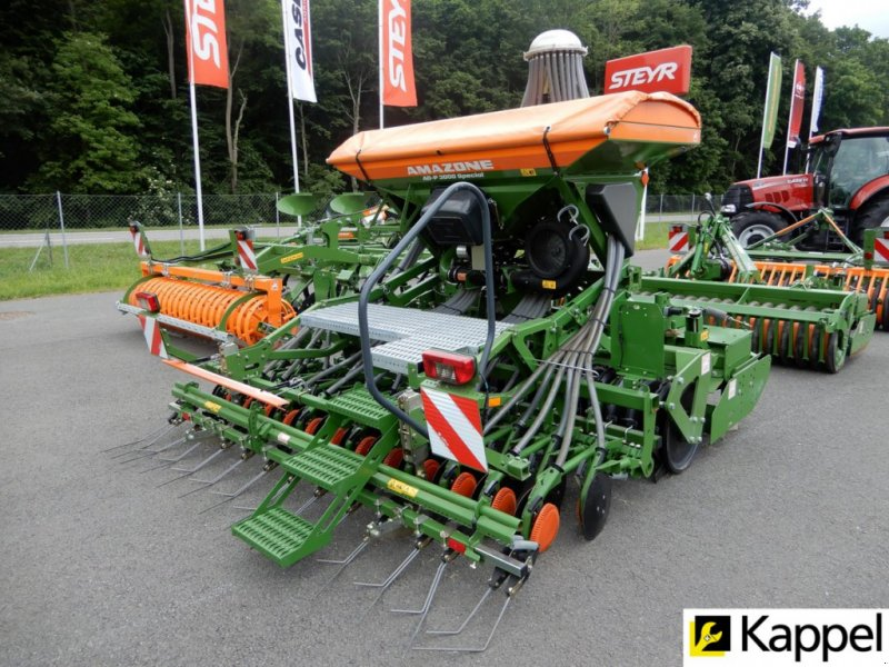 Sämaschine typu Amazone AD-P 3000 Special mit KG 3000 Special, Neumaschine v Mariasdorf (Obrázek 7)