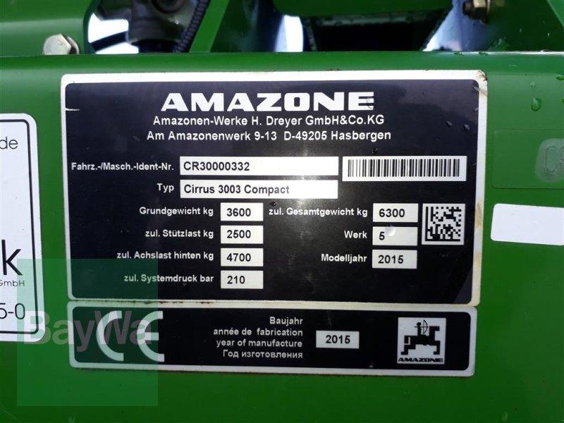 Sämaschine des Typs Amazone Cirrus 3003 Compact, Gebrauchtmaschine in Bayreuth (Bild 21)