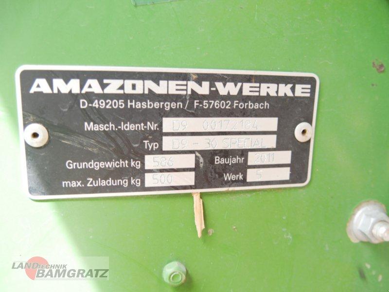 Sämaschine typu Amazone D9-30 Special, Gebrauchtmaschine v Eberfing (Obrázek 10)