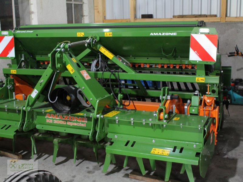 Sämaschine типа Amazone KE 3000 Special + AD 3000 Special, Gebrauchtmaschine в Erbendorf (Фотография 1)