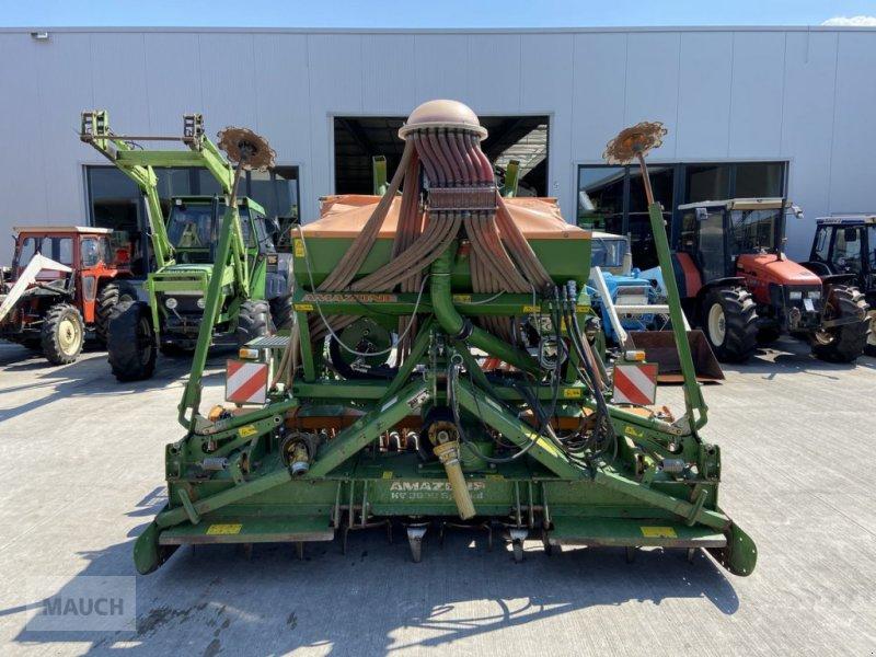 Sämaschine des Typs Amazone KG 3000 + ADP 303 SPE, Gebrauchtmaschine in Burgkirchen (Bild 1)