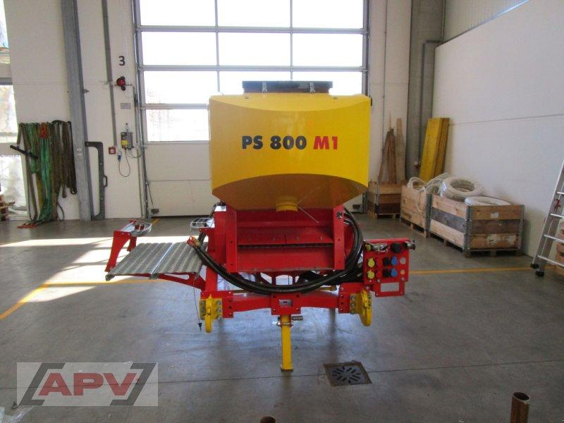 Sämaschine des Typs APV MT2 mit PS 800 hydr. Gebläse Sämaschine, Gebrauchtmaschine in Hötzelsdorf (Bild 1)