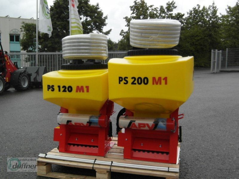 Sämaschine des Typs APV PS 200 M1, Neumaschine in Oberteuringen (Bild 1)