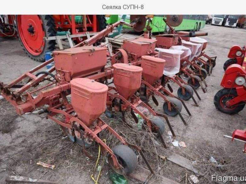 Sämaschine типа CHERVONA ZIRKA СУПН-8, Gebrauchtmaschine в Херсон (Фотография 1)
