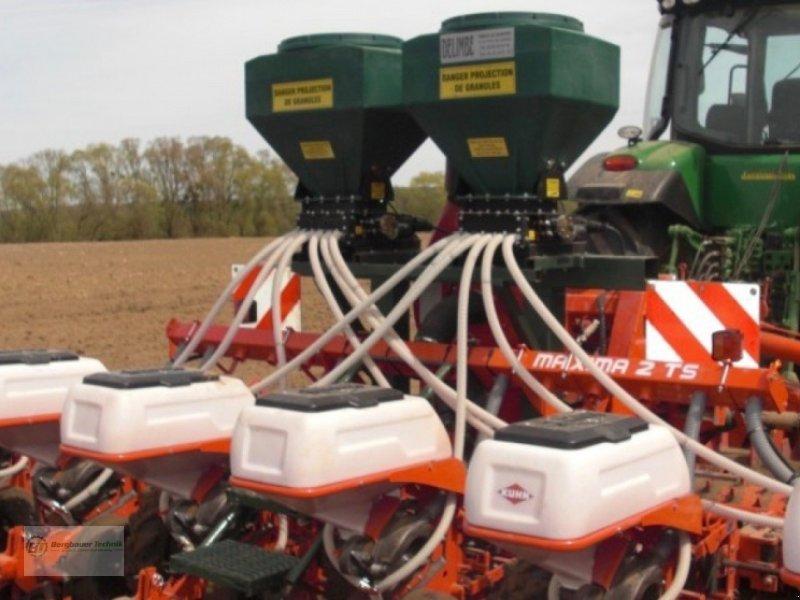 Sämaschine des Typs Delimbe T18E Pneumatikstreuer Zwischenfrucht Streuer Sämaschine Sägerät pneumatisch Mikrogranulat Nachsaatgerät, Neumaschine in Bad Kötzting (Bild 9)