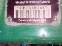 Great Plains NTA-3010 Sämaschine