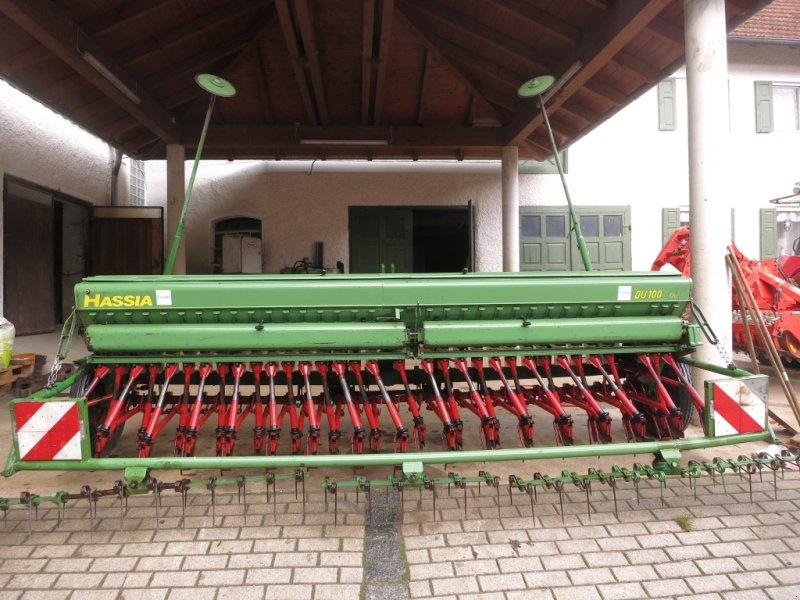 Sämaschine des Typs Hassia Du 100, AB 4,0m, Gebrauchtmaschine in Mainburg (Bild 1)