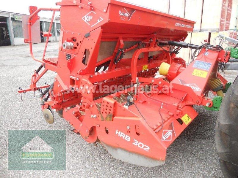 Sämaschine des Typs Kuhn HRB 302 & INTEGRA G2, Gebrauchtmaschine in Enns (Bild 1)