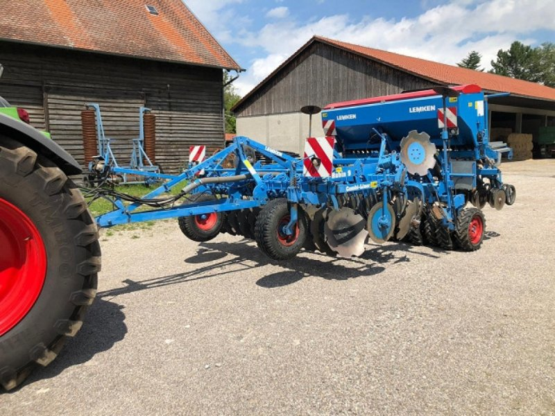 Sämaschine des Typs Lemken Saphir 7/300 Autoload, Gebrauchtmaschine in Landsberg am Lech (Bild 1)