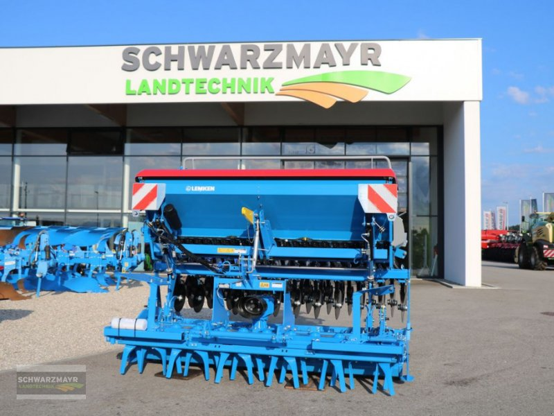 Sämaschine of the type Lemken Zirkon 8 + Saphir 9, Neumaschine in Gampern (Picture 1)