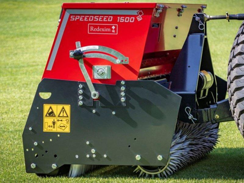 Sämaschine типа Redexim Speed Seed 1500, Ausstellungsmaschine в Regensdorf (Фотография 1)