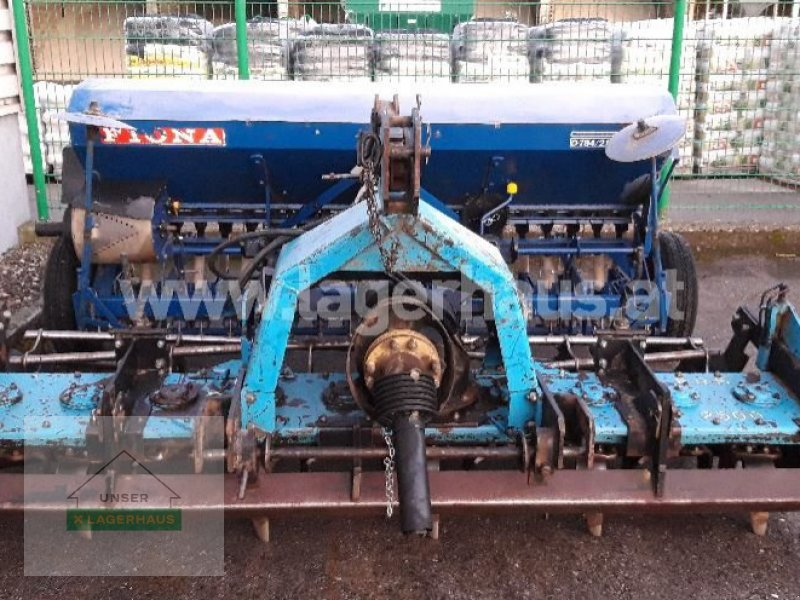 Sämaschine des Typs SICMA ERS 2500/FIONA D 784/2,5M, Gebrauchtmaschine in Aschbach (Bild 1)