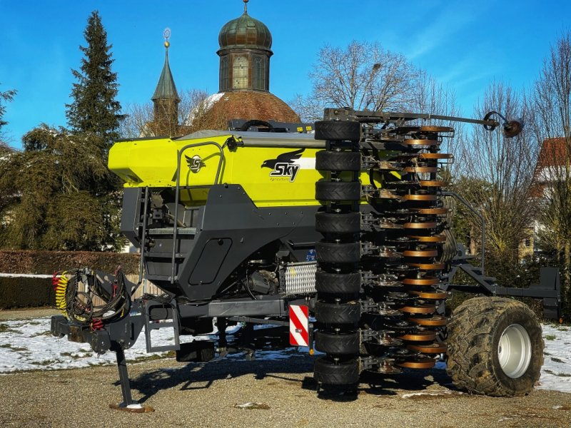 Sämaschine des Typs Sky Easydrill 600 HD Pro, Gebrauchtmaschine in Salem (Bild 1)