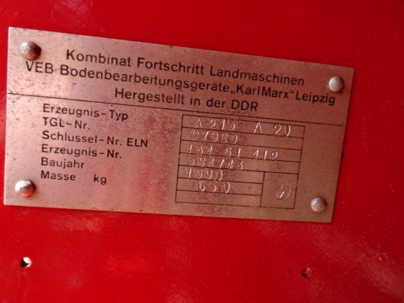 Sämaschine typu Sonstige Fortschritt saxonia A 215, Gebrauchtmaschine v Budel (Obrázek 4)
