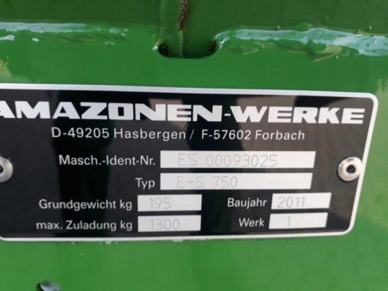 Sandstreuer & Salzstreuer типа Amazone E+S 750 SALTSPREDER, Gebrauchtmaschine в Bramming (Фотография 2)
