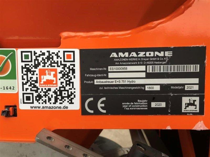 Sandstreuer & Salzstreuer des Typs Amazone E+S 750, Neumaschine in Grimma (Bild 11)