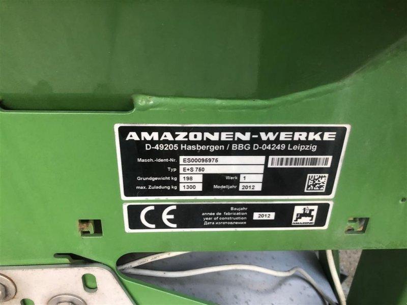 Sandstreuer & Salzstreuer типа Amazone E+S 750, Gebrauchtmaschine в Rønnede (Фотография 2)