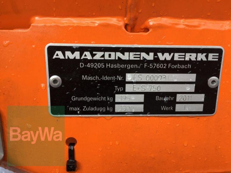 Sandstreuer & Salzstreuer des Typs Amazone E+S 750, Gebrauchtmaschine in Obertraubling (Bild 14)