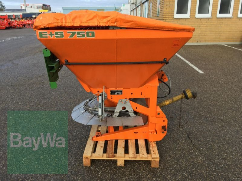 Sandstreuer & Salzstreuer des Typs Amazone E+S 750, Gebrauchtmaschine in Obertraubling (Bild 8)