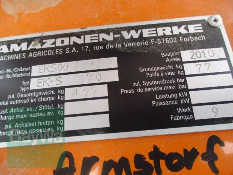Sandstreuer & Salzstreuer des Typs Amazone EK-S 370, Gebrauchtmaschine in Schönau b.Tuntenhausen (Bild 4)