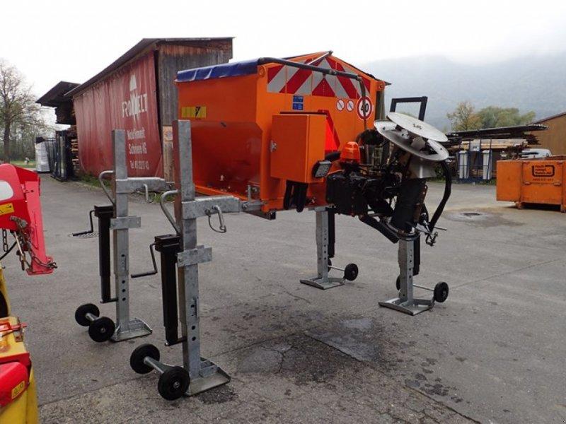 Sandstreuer & Salzstreuer tip Boschung STASL W10H, Gebrauchtmaschine in Schaan (Poză 1)