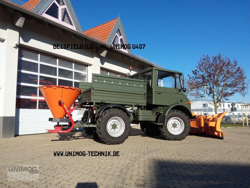 Sandstreuer & Salzstreuer des Typs Dexwal Salz Sand Splitt Dünger Streuer Winterdienst Salzstreuer, Neumaschine in Merklingen (Bild 1)