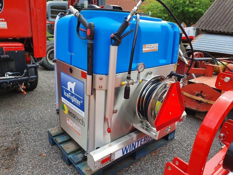 Sandstreuer & Salzstreuer tip Eco ICEFIGHTER Sole Traktor Schlepper Kubota Iseki, Vorführmaschine in Aigen-Schlägl (Poză 1)