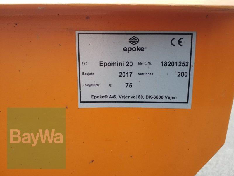 Sandstreuer & Salzstreuer des Typs Epoke Epomini 20, Gebrauchtmaschine in Bamberg (Bild 7)