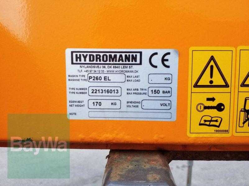 Sandstreuer & Salzstreuer du type Epoke Hydromann Snowline-Streuer P 260 EL, Gebrauchtmaschine en Bamberg (Photo 10)
