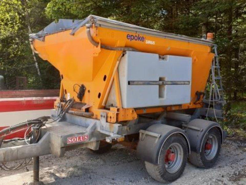 Sandstreuer & Salzstreuer tip Epoke SIRIUS SH3500, Gebrauchtmaschine in Videbæk (Poză 1)