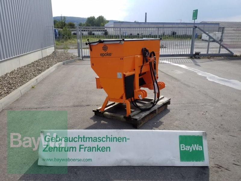 Sandstreuer & Salzstreuer du type Epoke TP 3K, Gebrauchtmaschine en Bamberg (Photo 1)