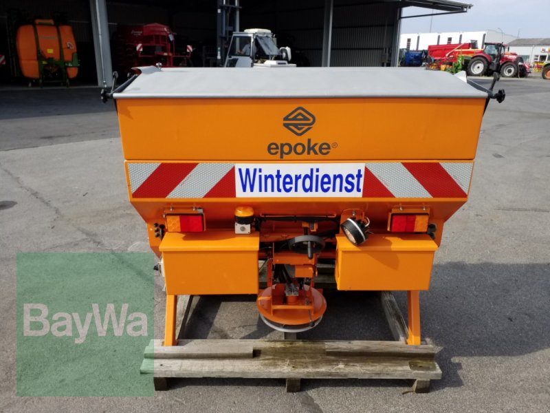 Sandstreuer & Salzstreuer des Typs Epoke TP 3K, Gebrauchtmaschine in Bamberg (Bild 4)