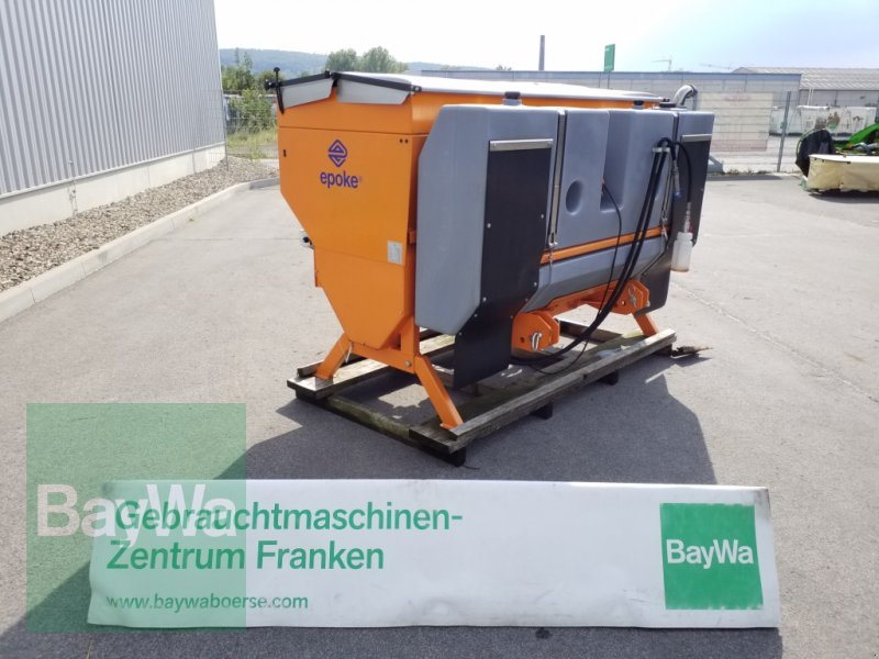 Sandstreuer & Salzstreuer du type Epoke TP 9K Kombi, Gebrauchtmaschine en Bamberg (Photo 1)