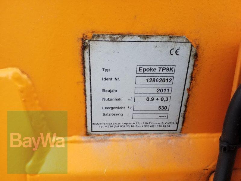 Sandstreuer & Salzstreuer des Typs Epoke TP9K, Gebrauchtmaschine in Bamberg (Bild 10)