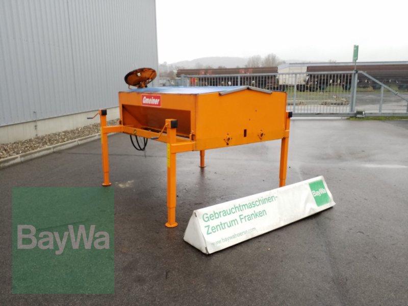 Sandstreuer & Salzstreuer du type Gmeiner STA 1300 DK Doppelkammer, Gebrauchtmaschine en Bamberg (Photo 1)