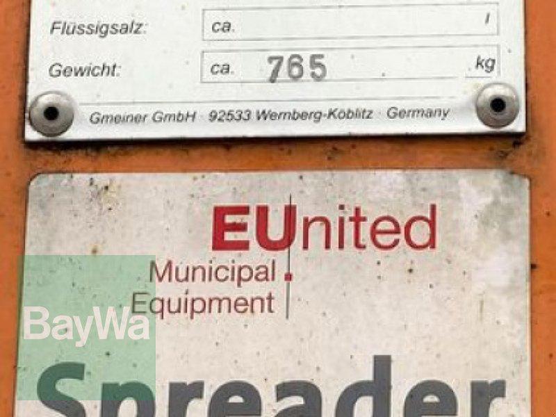 Sandstreuer & Salzstreuer des Typs Gmeiner YETI-2000 WE, Gebrauchtmaschine in Weiden i.d.Opf. (Bild 5)