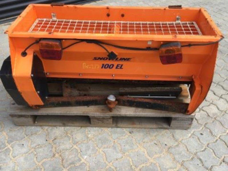 Sandstreuer & Salzstreuer tip Hydromann 100 EL, Gebrauchtmaschine in Tilst (Poză 1)