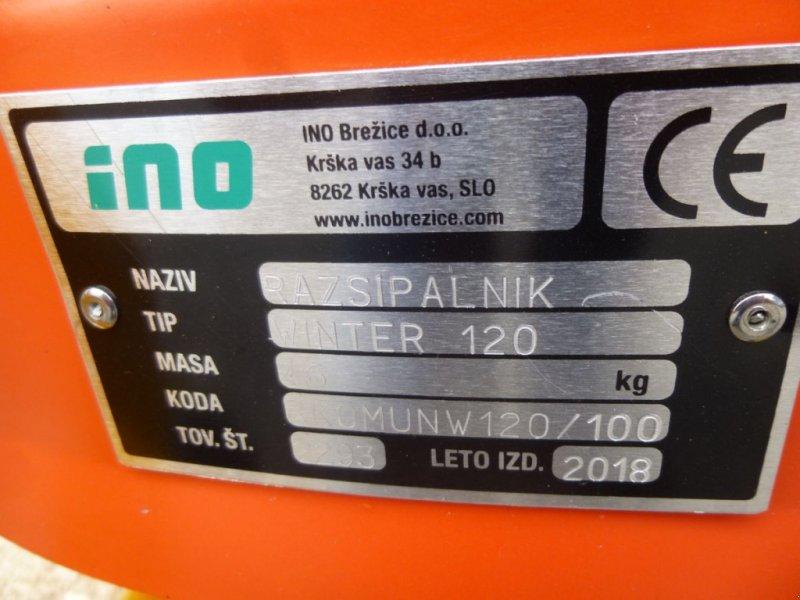 Sandstreuer & Salzstreuer tip INO Universal Split-/Salz-/Düngerstreuer 120 lt., Neumaschine in Ebensee (Poză 11)