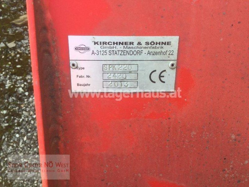 Sandstreuer & Salzstreuer typu Kirchner SPLITTSTREUER, Gebrauchtmaschine w Purgstall (Zdjęcie 4)