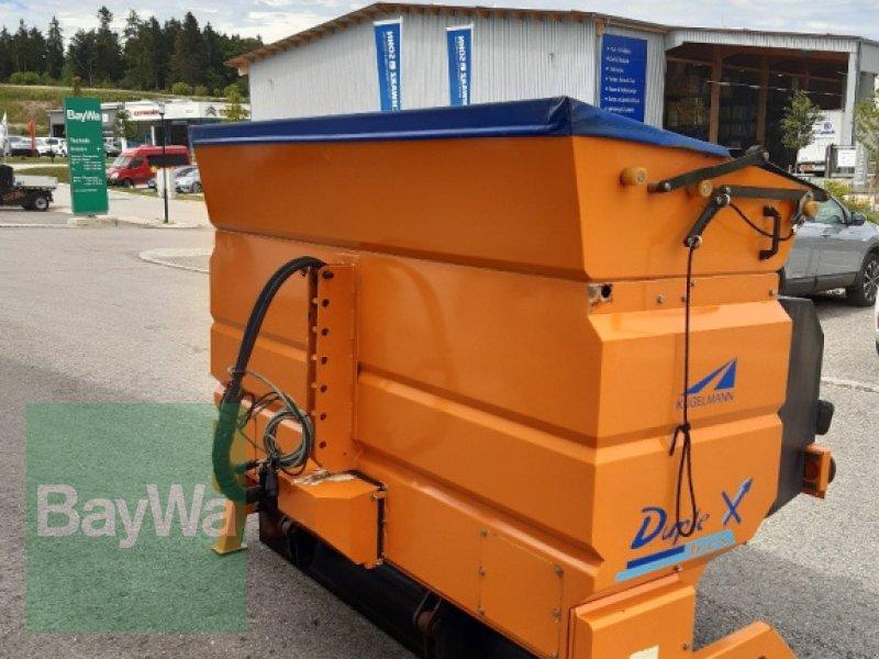 Sandstreuer & Salzstreuer des Typs Kugelmann Duplex Dreipunkt 1,9m³, Gebrauchtmaschine in Traunstein (Bild 4)