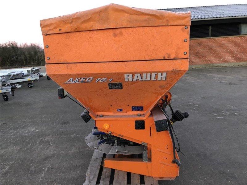 Sandstreuer & Salzstreuer типа Rauch AXEO 18.1 Overbygning og pressenning, Gebrauchtmaschine в Roslev (Фотография 1)