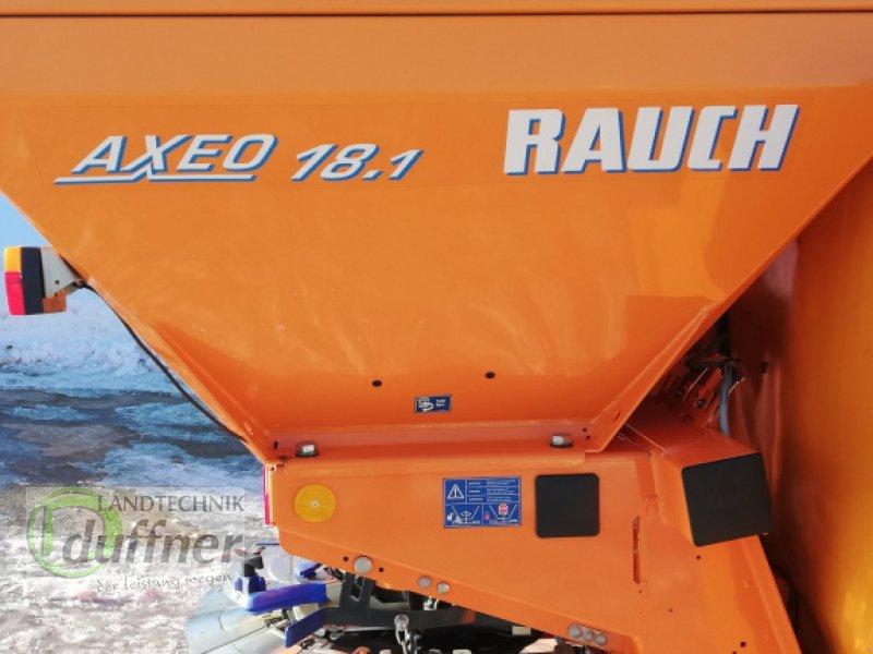 Sandstreuer & Salzstreuer tip Rauch AXEO 18.1, Gebrauchtmaschine in Münsingen (Poză 1)