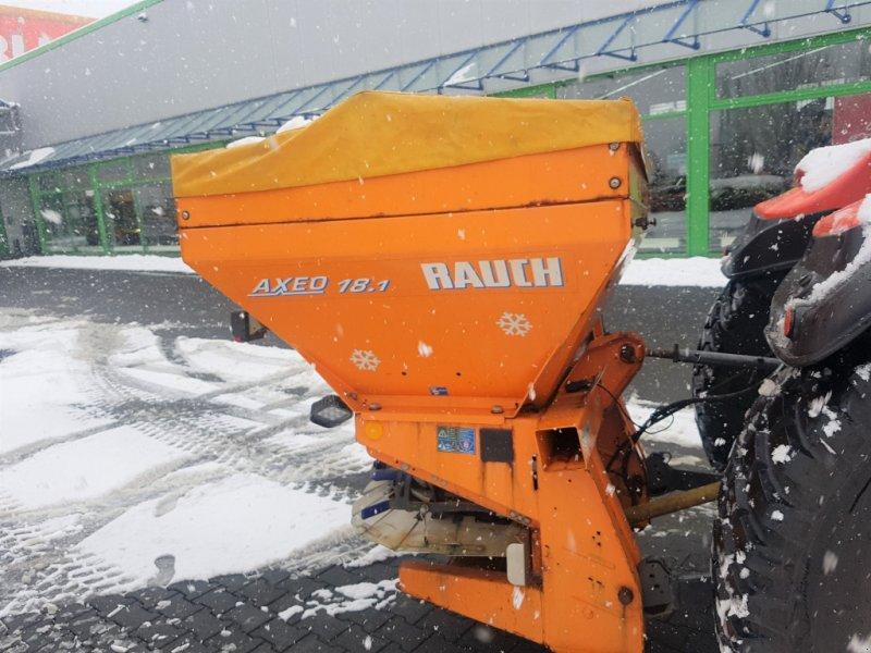 Sandstreuer & Salzstreuer des Typs Rauch Axeo 18.1H, Gebrauchtmaschine in Olpe (Bild 1)