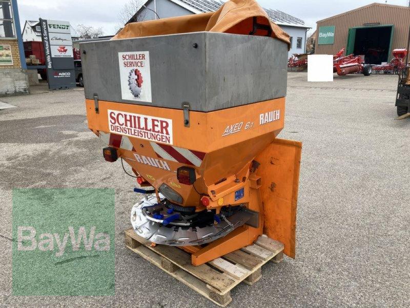 Sandstreuer & Salzstreuer des Typs Rauch AXEO 6.1 E, Gebrauchtmaschine in Obertraubling (Bild 9)