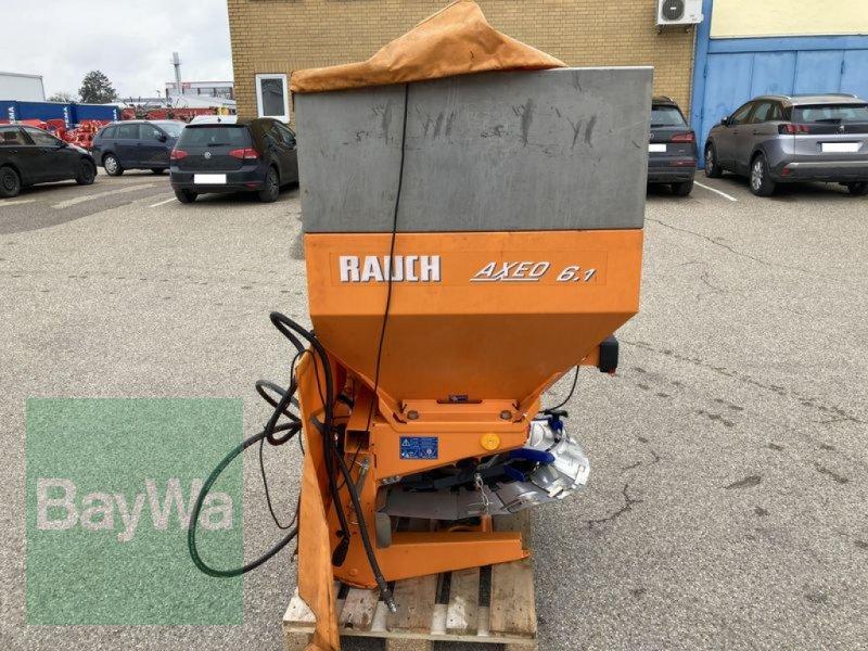 Sandstreuer & Salzstreuer des Typs Rauch AXEO 6.1 E, Gebrauchtmaschine in Obertraubling (Bild 3)