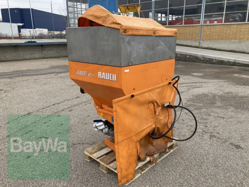Sandstreuer & Salzstreuer des Typs Rauch AXEO 6.1 E, Gebrauchtmaschine in Obertraubling (Bild 7)