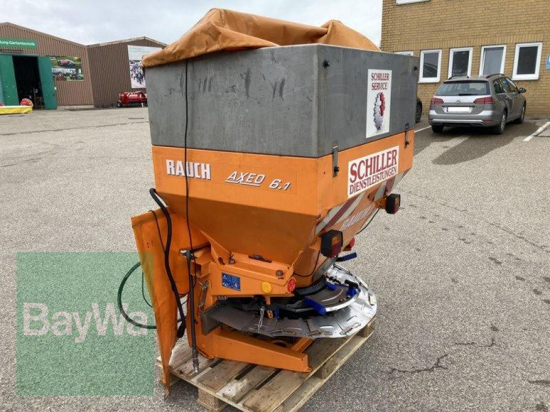 Sandstreuer & Salzstreuer des Typs Rauch AXEO 6.1 E, Gebrauchtmaschine in Obertraubling (Bild 2)