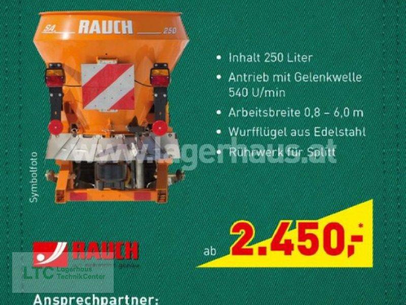 Sandstreuer & Salzstreuer tip Rauch KOMMUNALSTREUER SA 250, Gebrauchtmaschine in Korneuburg (Poză 1)