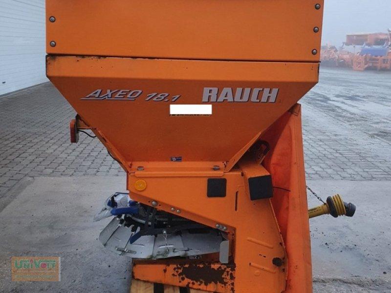 Sandstreuer & Salzstreuer tip Rauch Rauch Axeo 18.1  mit 1250 Liter Inhalt, Gebrauchtmaschine in Warmensteinach (Poză 1)
